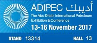 Visit us at ADIPEC 2017